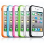 Capa Case Bumper Iphone 4 4g 4s - Diversas Cores