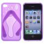 Capa Para Iphone 4 4s Chinelo Sandalia Havaiana Coloridas
