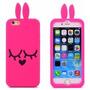 Capa Case Capinha Iphone 4 4s 5 5s 6 6 Plus Marc Jacobs Pink