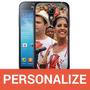 Capa Personalizada Tpu Com A Sua Foto Para Galaxy S4 Mini