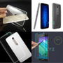 Capa Case Tpu + 1 Pelicula De Vidro Motorola Moto X Play X3