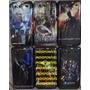 Capa Case Galaxy S2 Lite I9070 Acrilico - Heroes Marvel