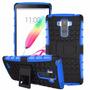 Capinha Tpu Celular Lg G4 Stylus H540 Tela 5,7 + P/ Vidro