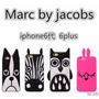 Case Marcjacobs Dog Coleção Para Iphone6 E 6 Plus