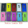 Case Capa Nokia Lumia 920 Luxo Strass Diamante