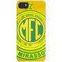 Capinha Capa 3d Mirassol Mfc Iphone 4/4s/5/5s/5c/6/6 Plus