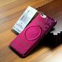 Capa Case Capinha Michael Kors Mk Pink Rosa Iphone 6/6s 6 6s