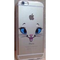 Capa Case Capinha Iphone 4/4s Gatinha Disney Frete R$9,99