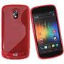 Capa Case Tpu Samsung Galaxy Nexus I9250 Pelicula F Gratis