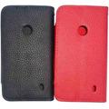 Carteira Capa Case Couro Flip Bandeiras Nokia Lumia 520 N520