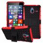 Case Anti Shock Celular Nokia Lumia 640 Xl + Pelicula Vidro