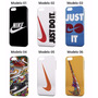 Capinha Capa 3d Nike Marca Case Iphone 4/4s/5/5s/5c/6/6 Plus