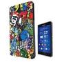 Capa Capinha De Celular Fotos Pers Sony Xperia Z3 Compact
