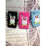 Capa Case Lg L5 E610 E615 Pinguim