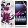 Capa Case Tpu Sony Xperia C S39h C2304 C2305 Pelicula Gratis