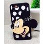 Case Capa Capinha Mickey Dourada Linda Iphone 5/5s Frete9,99