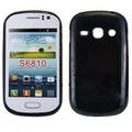 Capa Case Samsung Galaxy Fame S6810 S6812 Brinde Pelicula