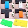 3 Tampas Traseira Bateria Lumia 640 N640 Xl + Pelicula Vidro