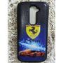 Capa Case Celular G2 Ferrari