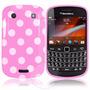 Capa Case Tpu Celular Blackberry 9900 9930 Pelicula F Gratis