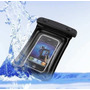 Bolsa Case Estanque Prova D Água P/ Celular Iphone Moto G 5s