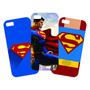 Capa Capinha Personalizada Super Homem Qualquer Celular