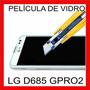 Capa Tpu Flexível Lg G Pro Lite Dual D685 + Película D Vidro