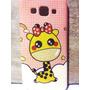 Capinha Samsung Galaxy A5 Case Silicone Capa Girafa