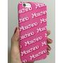 Capa Case Luxo Letras Moschino Apple Iphone 4/4s