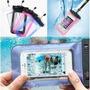 Bolsa Case Estanque Prova D Água P/ Celular Iphone Moto G S3