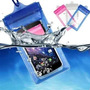 Capinha P/celular A Prova Otimo Para Mergulhar Peca Ja O Seu