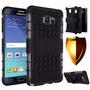 Kit Capa 2x1 Super Proteção Samsung Galaxy Note 5 +película