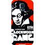 Capa Case Galaxy S5 S5 Mini Laranja Mecânica - Música Filmes