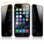 Capa Case Tpu + Película De Vidro Privacidade Iphone 6 (4.7)