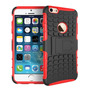 Capinha Case Tpu Celular Iphone 6s Flexivel + Pelicula Vidro