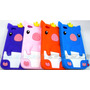 Capa Case Porquinho Bebe Rei King Iphone 4g 4s Silicone