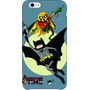 Capa Case Iphone 6 - A Hora Da Aventura - Batman E Robin