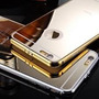Case Capa Capinha Iphone 5/5s Dourada Espelhada Frete R$9,99