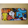 Case Fina Iphone 5 5s Romero Britto Varias Estampas