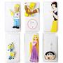 Capinha Case Iphone 4/4s 5/5c/5s 6/6plus Vários Personagens