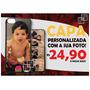 Capa Personalizada Foto 3d Iphone 4 5 6 S3 S4 S5 Moto G G2