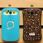Capa Case Samsung Galaxy S3 Especiais Vários + Frete Grátis