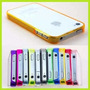 Capa Case Bumper Transparente Para Iphone 4s / 4 / 4g