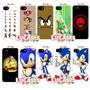 Capinha 3d Sonic Mario Yoshi Samsung Galaxy S3/s4/s5/mini