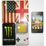 Capa Game Boy Monster Uk Usa Para Lg T395 T375