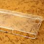 Capinha Transparente Para Celular Sony Z1 Mini