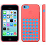 Capa Case Tpu Para Iphone 5c - Modelo Com Logo Apple