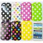 Capa Case Samsung Galaxy S Duos S7562 Tpu Bolas Coloridas