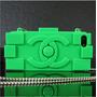Capa Case Capinha Iphone 4 4s Mini Bolsa Brick C C Lego Luxo