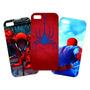 Capa Capinha Personalizada Homem Aranha Qualquer Celular